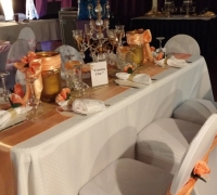 Country Chic Guest Table