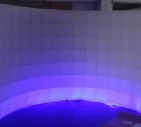 Photo Booth and LED Wall