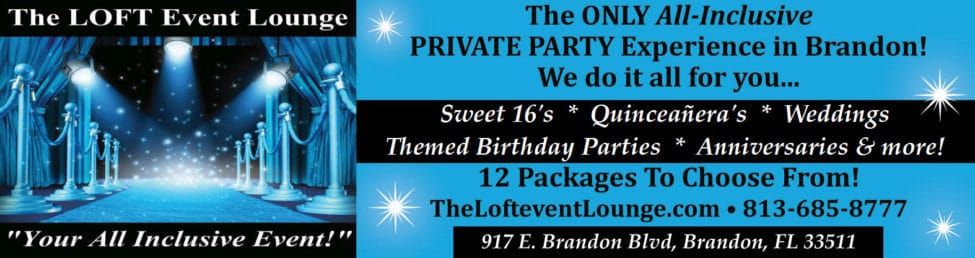 The LOFT Event Lounge